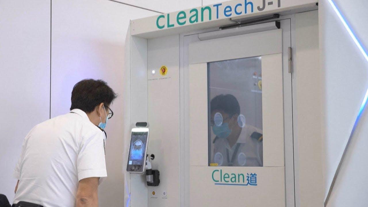Robots y cabinas de sanitización, una alternativa viable para ...